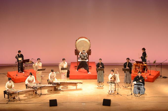 和楽器集団「鳳雛」演奏会