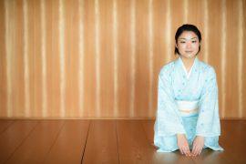 日本舞踊のお辞儀が表す心
