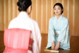 LINEやZoomで日本舞踊!【体験2回無料】